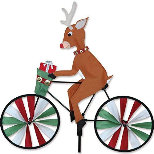 Premier Kites 20 In. Bike Spinner - Reindeer