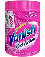 VANISH Oxi Action Poeder roze, vlekverwijderaar voor gekleurde kleding, 500 g