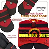Ultra Paws Rugged Dog Boot