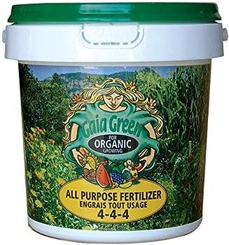 Holland Basics Gaia Green 4-4-4 Organic All-Purpose Lawn Fertilizer