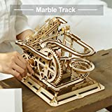 ROKR Marble Run Wooden Model Kits 3D Puzzle