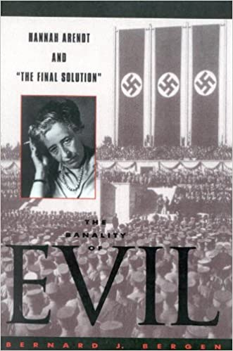 hannah arendt eichmann in jerusalem a report on the banality of evil pdf
