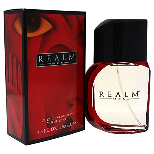 Erox Corporation Realm by EroxCorporation for Men Eau De Cologne Spray, 3.4-Ounce 139657 400956