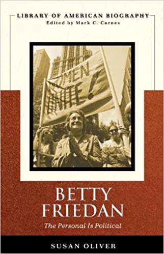 Image result for betty friedan:the personal is political
