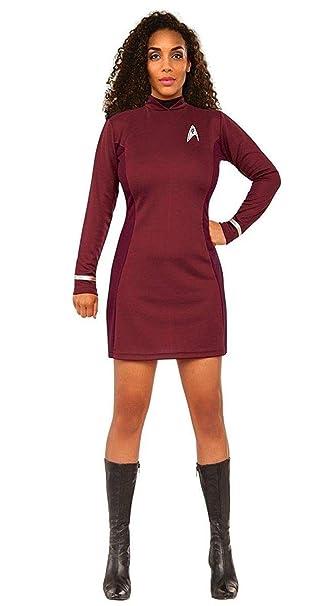 Amazon.com: Rubie s Costume Co. Mujer star trek: más allá ...