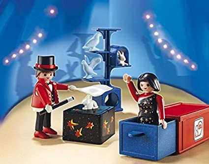 PLAYMOBIL® 5023 - Zauberer & Co. Set