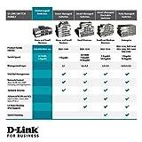 D-Link Fast Ethernet Switch, 24 Port Gigabit