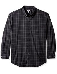 Van Heusen mens big-tall Big and Tall Flex Slim Fit Stretch Long Sleeve Shirt