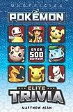 Pokémon Elite Trivia: Over 500