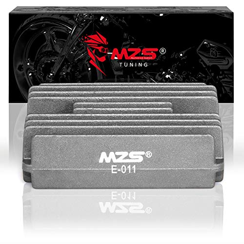 (MZS Voltage Regulator Rectifier for ARCTIC CAT 500 650 700 1000/CAN-AM Outlander 330 400/Honda TRX 400 450 500/Suzuki LT-A 400 450 500 700 750/Yamaha XVS1100 YFZ450 YXR450 XP500 YFM660 YXR660 YFM700)