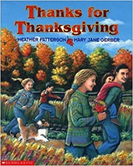 Book Thanks for Thanksgiving by Heather Patterson (Sep 1 1998)