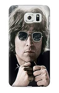 S0461 John Lennon Case Cover For Samsung Galaxy S6 Edge