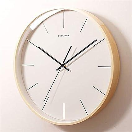 Amazon.com: Hxmgzi Wall Clocks European Wall Clock Modern ...