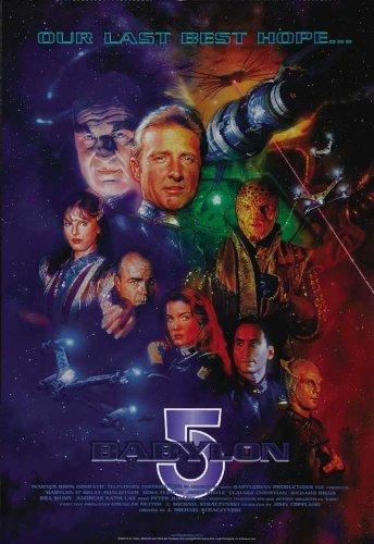 Babylon 5 POSTER Movie (27 x 40 Inches - 69cm x 102cm) (1994) (Style C)
