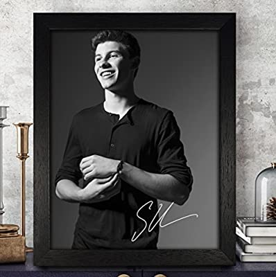 Shawn Mendes Signed Autographed Photo 8X10 Reprint Rp Pp