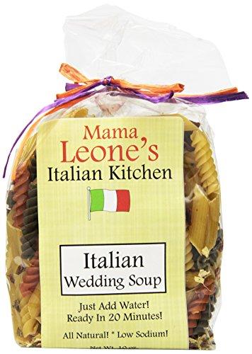 Leonard Mountain Italian Wedding Soup 10Ounce Bags Pack of 4