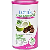 Tera's Whey Active Nutrition Supplement, Fair Trade Dark Chocolate, 12.7 Ounce by Tera's Whey