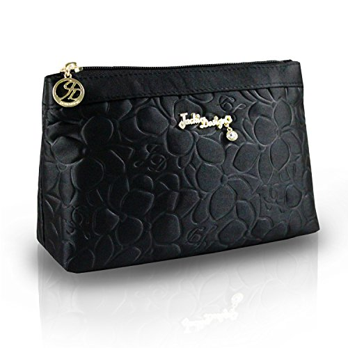 jacki-design-royal-blossom-cosmetic-makeup-bag-organizer-black-abc14018