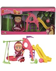 Masha and The Bear Spielset 9301816 Doll