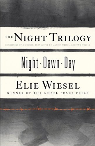 Elie Wiesel: The Night Trilogy : Night/Dawn/Day (Paperback) 1679_ 2008