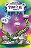 Tangle It! Journal: Tangle It! Journal is an entertaining art activity book that provides inspiration, ideas and, art challenges. This Journal is ... with step by step instructions. (Volume 1)