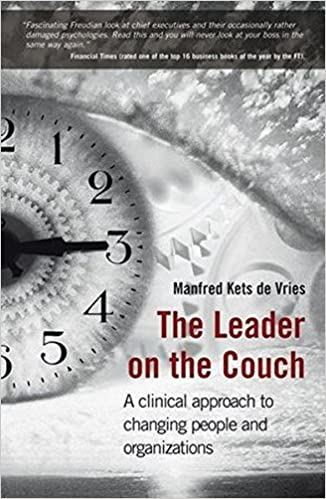 Book Leader on the Couch: A Clinical Approach to Changing People and Organizations