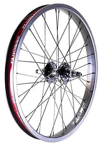 Eastern Bikes BMX Eastern Buzzip Back Wheel, Black