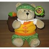 Starbucks Coffee 2006 Bearista Teddy Bear Golfer [Toy]