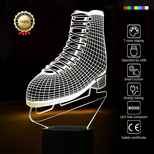 Led Lights For Ice Skates in US - 9