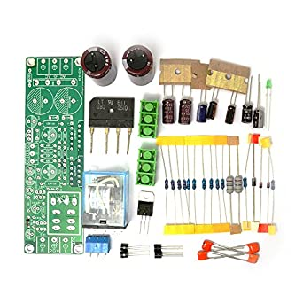 Amazon diy kit for gainclone 3875 lm3875 50w50w 8ohm amp board diy kit for gainclone 3875 lm3875 50w50w 8ohm amp boardspeaker protection sc solutioingenieria Gallery