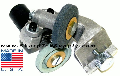 Bottom-Mounted Sharpener Assembly for Hobart 512, 1612, 1712 Deli Meat Slicers - Made in -