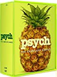 Psych: The Complete Series Seasons 1-8 (DVD's, 31-Disc Box Set)