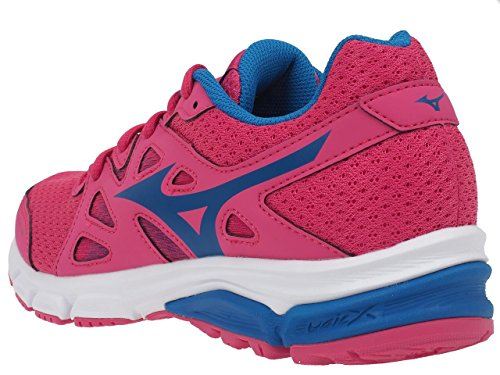 w Running fluorescent Rose Mizuno Pro Running Chaussures MD Syncro g556xwSA