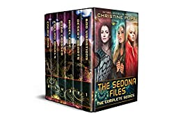 The Sedona Files: The Complete Series by [Pope, Christine]