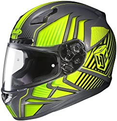HJC CL-17 Redline Helmet - X-Large/MC-3H