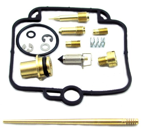 Freedom County ATV FC03408 Carburetor Rebuild Kit for Polaris Scrambler 500, Sportsman (Polaris Sportsman Scrambler)