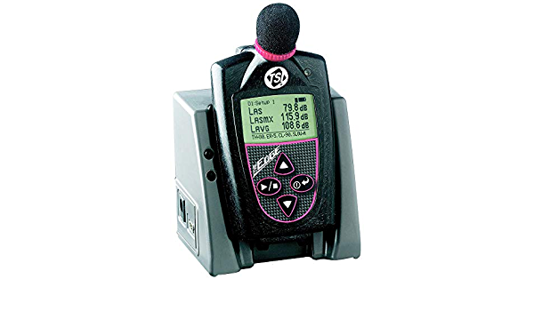 and Calibrator eg5-D-AC3 Intrinsically Safe Personal Noise Dosimeter Dock Formerly 3M TSI Quest