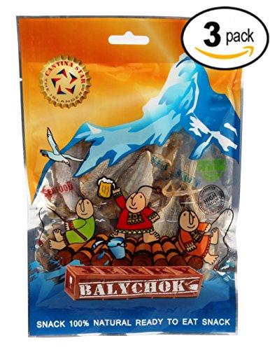 Balychok Dry Fish, 90g