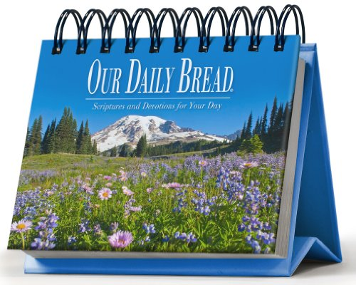 (Our Daily Bread Perpetual Calendar: Scriptures and Devotions for Your Day)