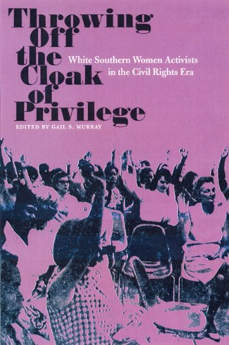 Throwing Off The Cloak Of Privilege