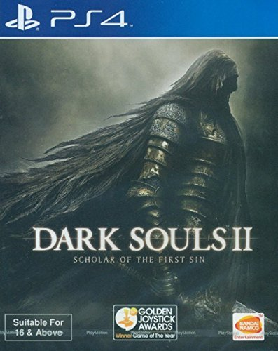Dark Souls II: Scholar of the First Sin PS4 (English & Chinese Text Version)