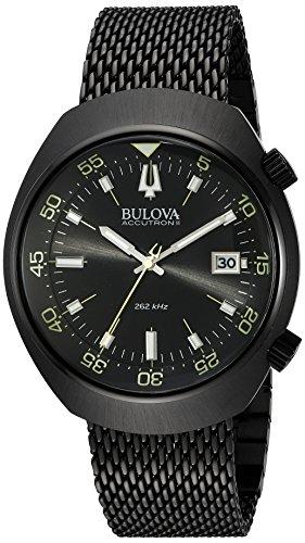bulova-mens-98b247-accutron-ii-analog-japanese-quartz-black-watch