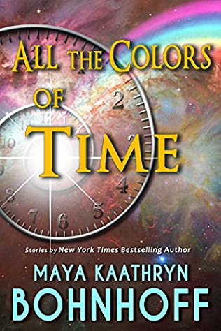 book cover of All the Colors of Time