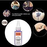 Qinlorgo Tattoo Ink 7 Colors 29.6ml Import Pure