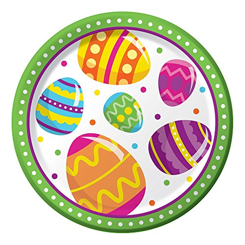Creative converting Easter Egg Fun 8 Ct 7