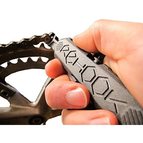 Rehook Get your chain back on your bike in 3 seconds Without the mess present