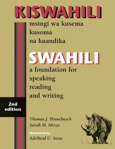 KISWAHILI/SWAHILI(FOUNDATION F/SPEAK..)