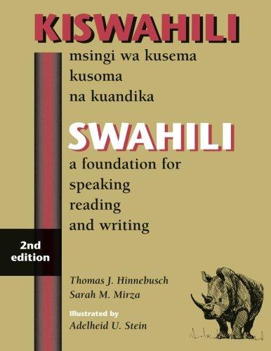 Kiswahili/Swahili(Foundation F/Speak..)