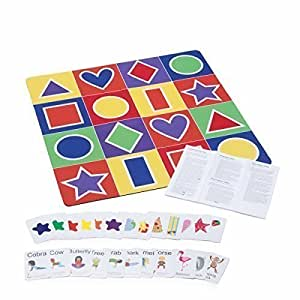 Ultra Pro Learning Colors and Shapes Play Mat