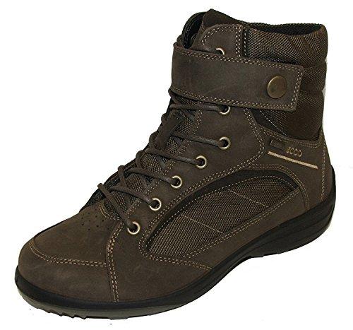 ECCO Women's VOYAGE Boot lacci fodera GORE-TEX